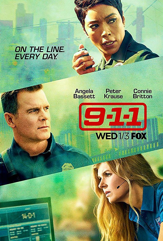 911 TV Series (2018 ) Tv series to watch, Tv series