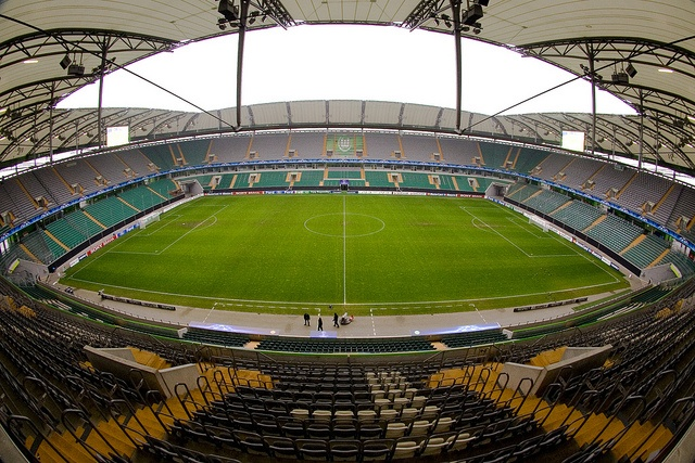 VW Arena, Wolfsburg, Germany