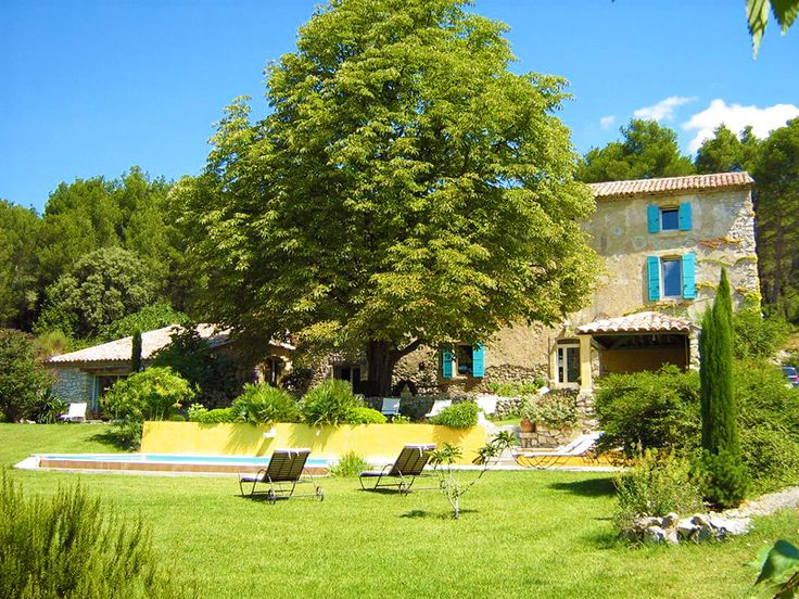 La Malle Poste Cottage and B&B in the Luberon Provence