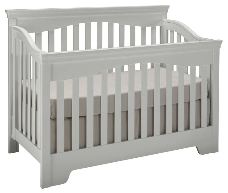 Isabella Built To Grow Debut Crib By Young America Baby