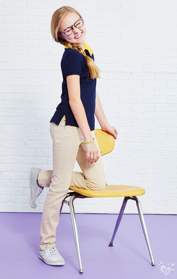 62 Best Images About Back To School Style On Pinterest Shops Initials And Polos