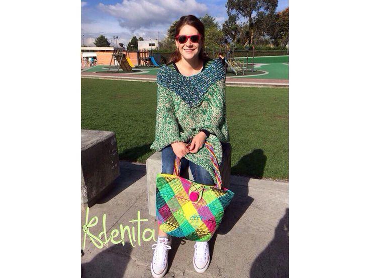 #Kdenita #combinación colores #tejido