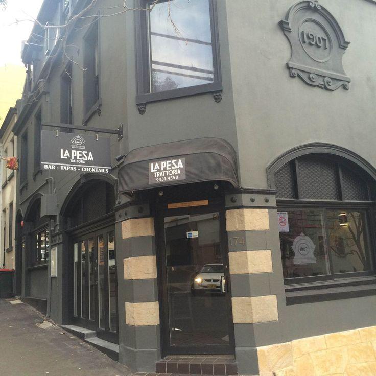 La Pesa Trattoria Italian Restaurant (Sydney, Australia) | ICRTouch
