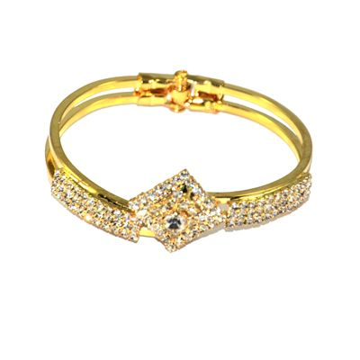 Buy Anjalika Golden Bracelet by Anjalika, on Paytm, Price: Rs.372?utm_medium=pintrest