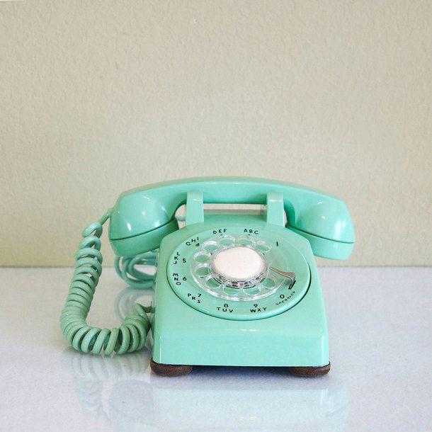 1950s Jadeite Kellogg Phone in Mint