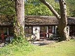 Woodland chalet near st Ives and pool