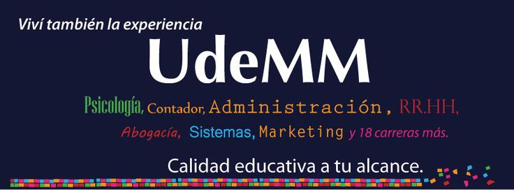 Abierta la inscripción 2014 - UdeMM  Hacé tu consulta a un representante y conocé cada una de las carreras y cursos de UdeMM, ingresando en el siguiente link: http://quevasaestudiar.com/estudiar-en-Universidad-de-la-Marina-Mercante-38