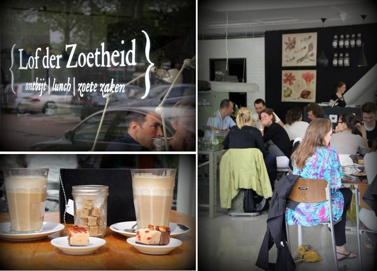 Breakfast and Lunch Spot in Rotterdam - Lof der Zoetheid