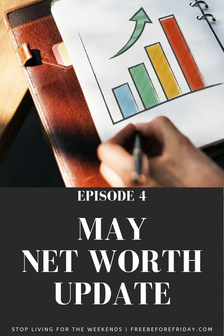 Net Worth Update May 2019 Net Worth Money Makeover Total