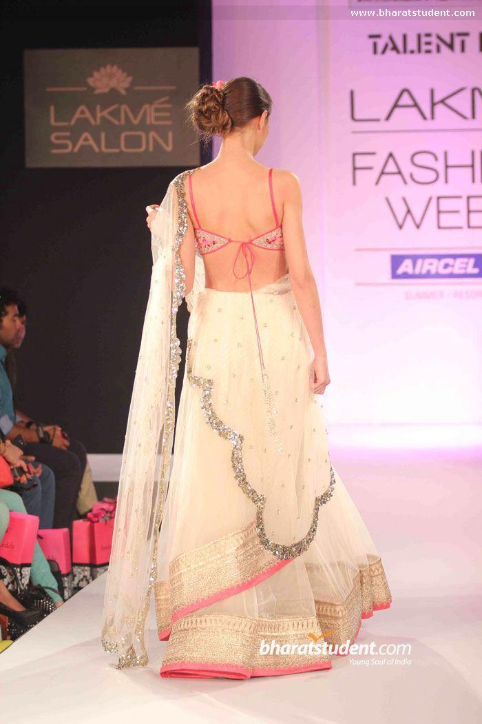 Hindi Events Anushree Reddys Show at Lakme Fashion Week Summer/Resort 2013 Photo gallery