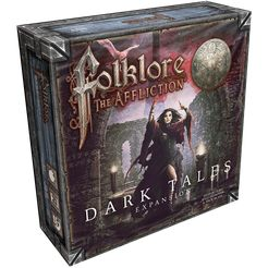Folklore: The Affliction – Dark Tales Expansion | Board Game | BoardGameGeek