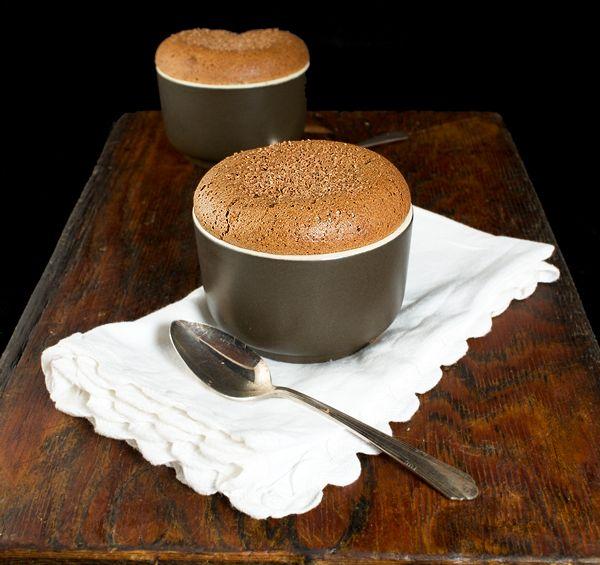 Nutella souffle dessert. | Les Aliments Sucrés | Pinterest