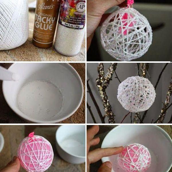 Ana Maria Braga/ Decoração de Natal criativa - Ideias baratas para enfeitar sua casa e mesa para as festas