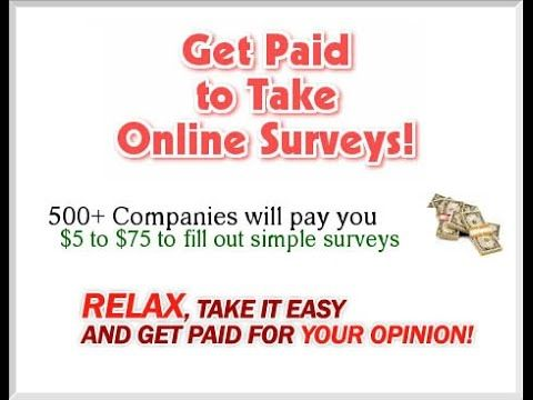 Get Paid To Take Surveys Online.How To Make Extra Money From Home Taking Surveys. -  http://www.wahmmo.com/get-paid-to-take-surveys-online-how-to-make-extra-money-from-home-taking-surveys/ -  - WAHMMO