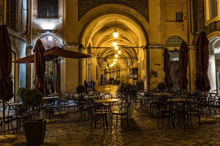 """Modena Portico - """"The magic of Modena"""" by @hecktictravels"""