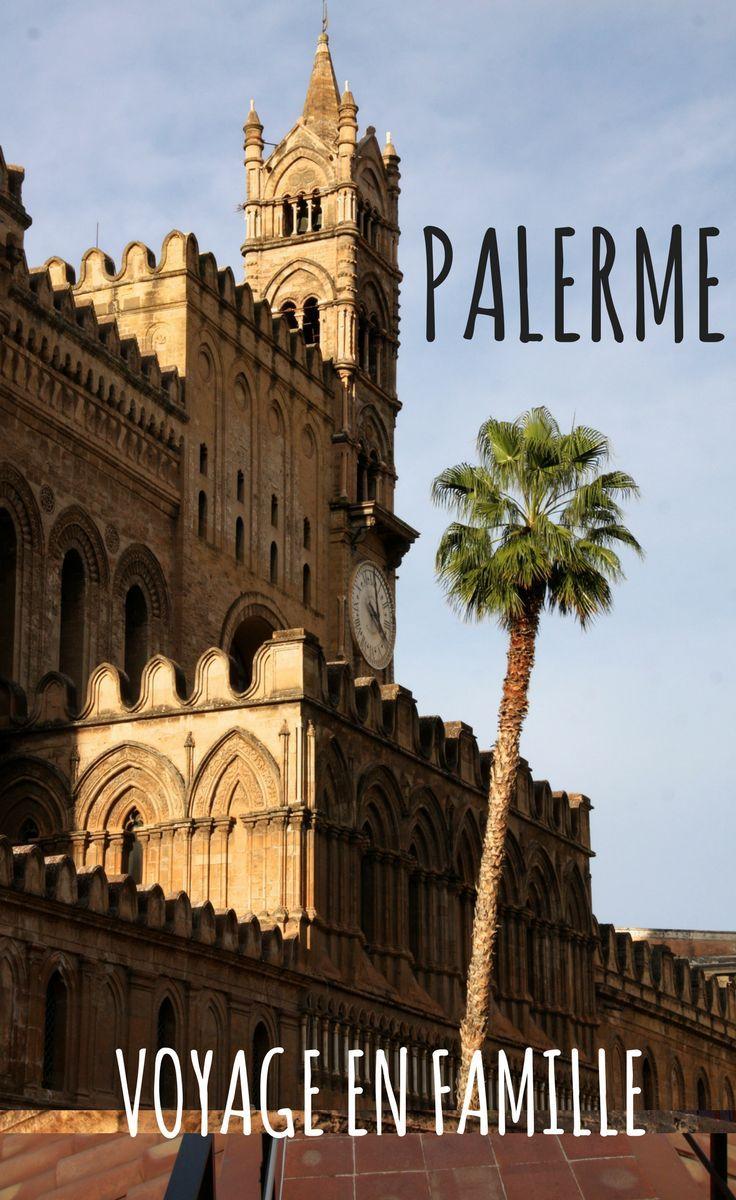 Visiter Palerme en famille, c'est tomber sous le charme d'une ville foisonnante, tour à tour grecque, romaine, arabe et normande ! Palais, églises byzantines, places baroques et ruelles historiques : des trésors à découvrir avec les enfants !