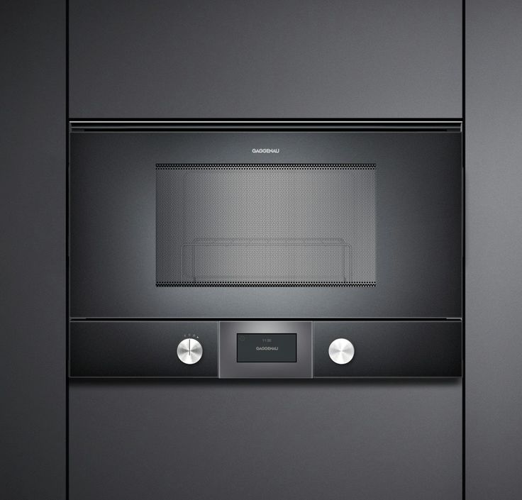 Microwave Oven 200 Series - The BMP 225 is a microwave with grill which can also be used for quick gratins.