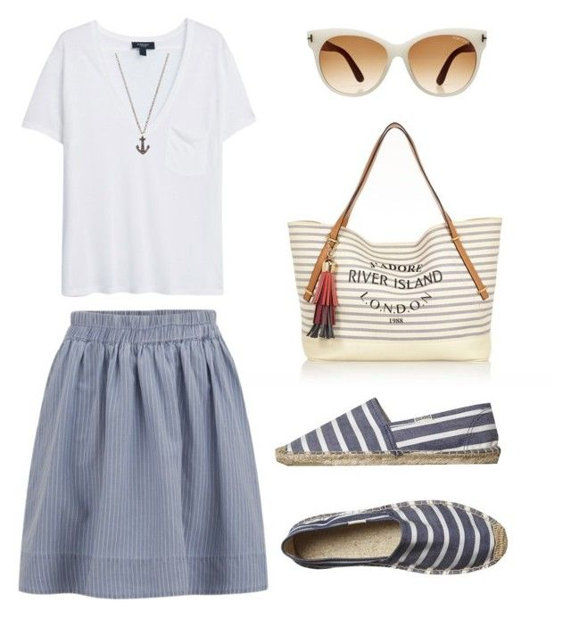 """easy breezy..."" by la224 on Polyvore"