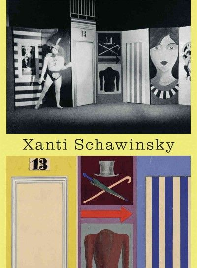 New Book: Xanti Schawinsky / essays by Torsten Blume, Eva Díaz, Juliet Koss, and Raphael Gygax, 2015. Parallel texts in English and German