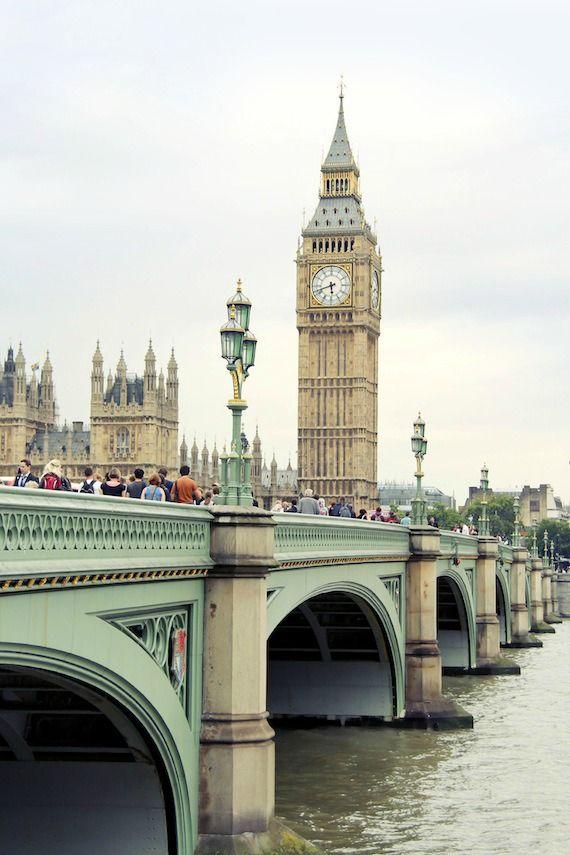 Holidays in london (Big Ben)  www.foodandcook.net