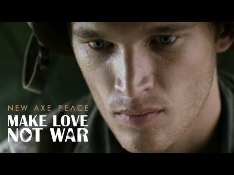 Axe Peace - Make Love Not War