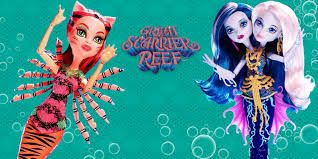 Resultado de imagen para monster high great scarrier reef