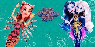 Resultado de imagen para monster high great scarrier reef