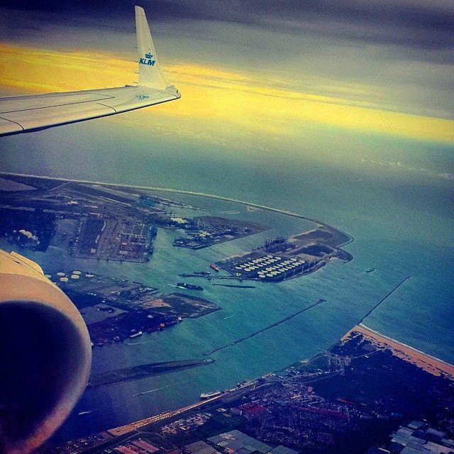 Amazing Plane Views From My Window Seat A Bit Of Hoek Van Holland Frankydiablos Diy Chair Ideas Frankydiabloscom