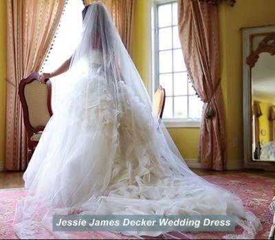 Jessie James Decker Wedding Ring Jesse James Decker Wedding Dress