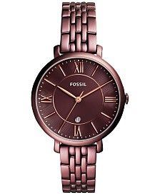 fossil watches - Macy's