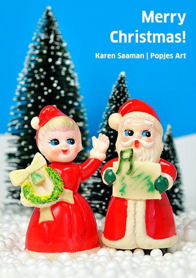 Merry Christmas - Popjes Art