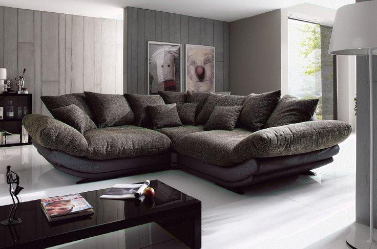 Rose Mega Sofa Couch Polstergarnitur Vorschlag 1 Von New