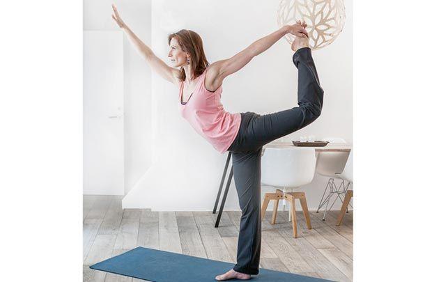 10 yoga-øvelser: Få styrke og indre ro - fit living