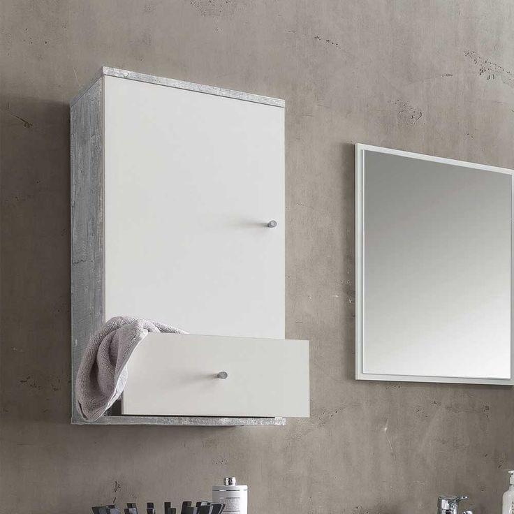 Die besten 10+ Badezimmer unterschrank grau Ideen auf Pinterest ... | {Badschrank hängend 86}