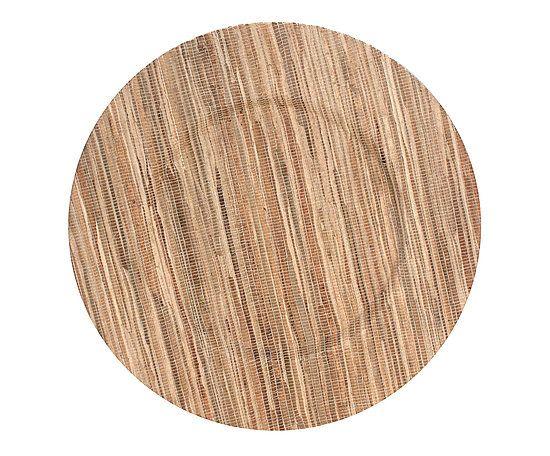 Sousplat Leaf Natural - 33cm