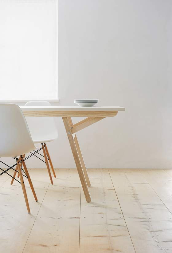 Table + Dining - Nils Holger Moormann