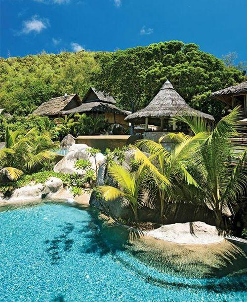 Amazing Raffles Praslin Resort – Seychelles