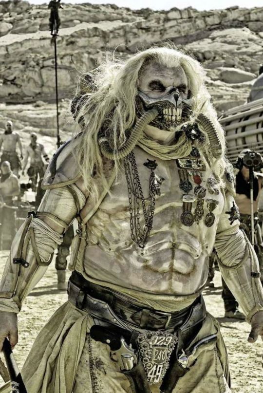 Immortan Joe - Mad Max: Fury Road