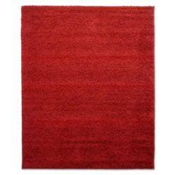 Alfombra Shaggy Rojo150 x 200 cm