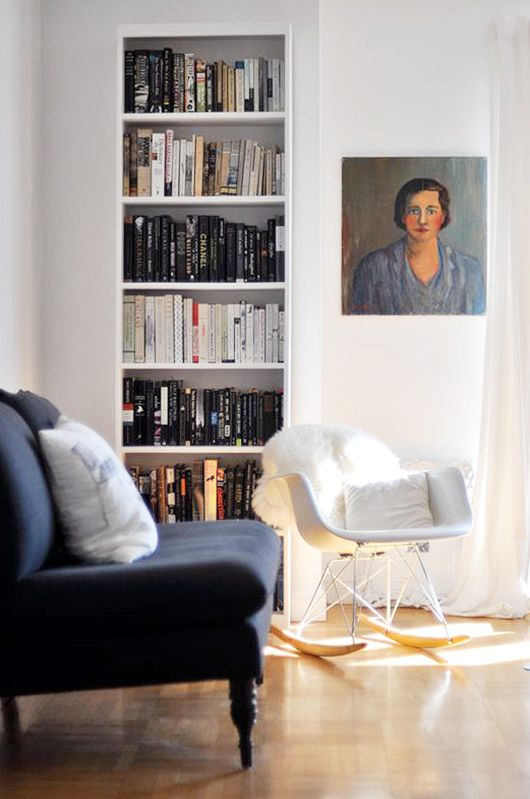 A stunning blog post from sfgirlbybay on the Art of Vintage Paintings.Modern House Design, Modern Home Design, Decor Room, Design Ideas, Living Room Design, Design Interiors, Interiors Design, Decor Modern, Design Home