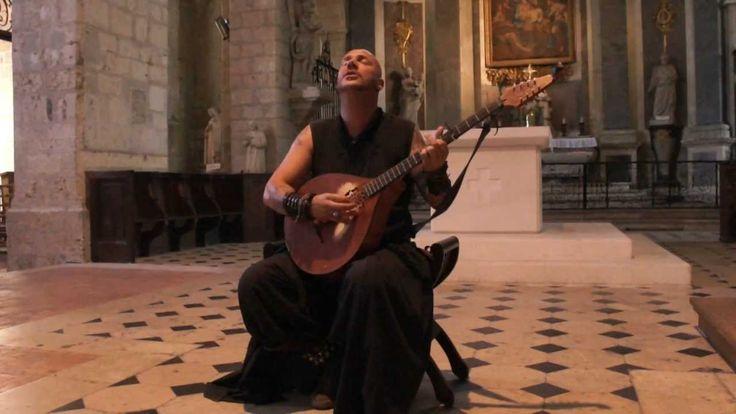 Luc Arbogast Chanteur medieval ! .Amazing Voice ! The Voice TF1