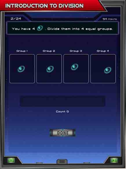 Fourth Grade Math Apps - Measurement - Customary units of capacityadvanced Worksheet