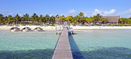 Melia Cayo Guillermo's low level construction of 3 storey buildings makes the hotel feel expansive and welcoming to guests. Its wooden pier which extends out into the crystalline waters of the Caribbean is a favorite with photographers worldwide.