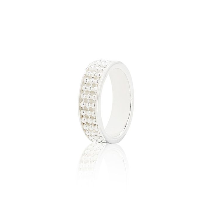 Signature Silver Ring - Kate McCoy
