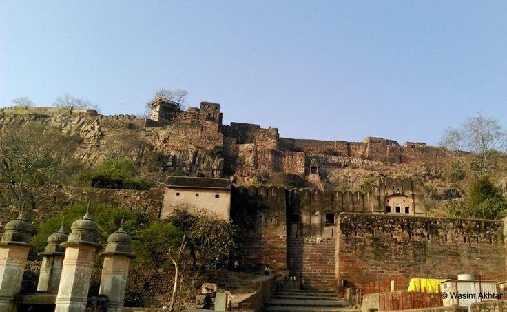 Ranthambore Fort #Rajasthan