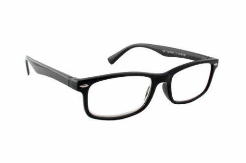 Calabria Buddy Wayfarer Reading Glasses in Black Calabria. $9.99. Save 67% Off!