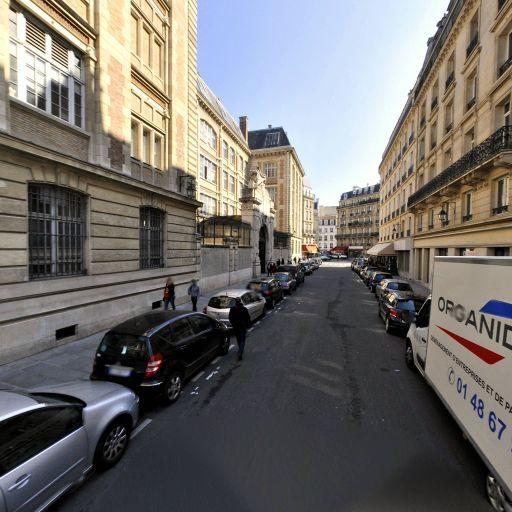 Jess' Haircut Place- Racine Carre, coiffeur - Paris 75003