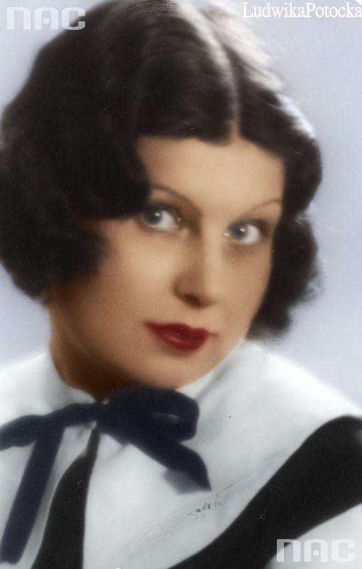 Zula Pogorzelska, śpiewaczka, aktorka