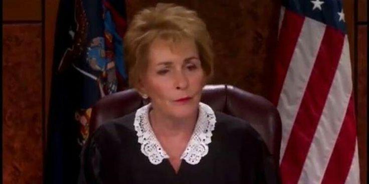Judge Judith Sheindlin is American.