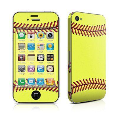 Softball iphone case!